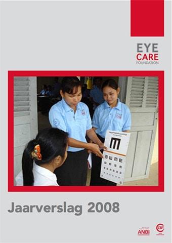 ECF Jaarverslag 2008