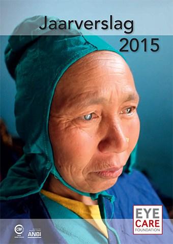 ECF Jaarverslag 2015