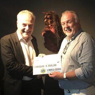 Cheque Lions Limburg