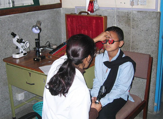 Primary Eye Care Centra