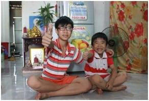 Minh en Nam Nguyen