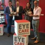 VANESSEN ICT verbindt zich aan Eye Care Foundation