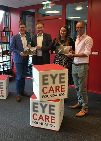 VANESSEN ICT verbindt zich aan Eye Care Foundation