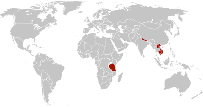 Worldwide overview